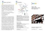 Flyer HGR - Institut für soziale Bewegungen - Ruhr-Universität ...