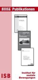 Publikationen 2007/2008 - Haus der Geschichte des Ruhrgebiets