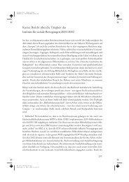 Tätigkeitsbericht 2001/02 - Haus der Geschichte des Ruhrgebiets ...