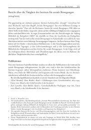 Tätigkeitsbericht 2004/05 - Haus der Geschichte des Ruhrgebiets ...