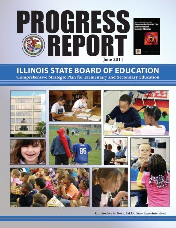 Illinois State Board of Education Comprehensive Strategic Plan for ...