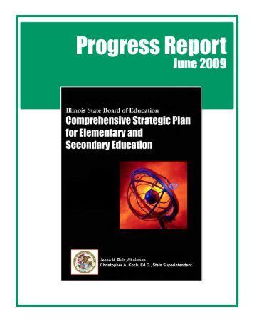 Strategic Plan 2009 - Illinois State Board of Education