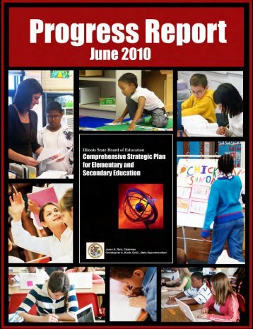 Strategic Plan 2010 - Illinois State Board of Education