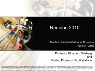 Reunion 2010 - Institute for Strategy and Competitiveness - Harvard ...