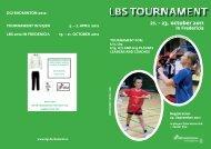 DGI Badminton invitation 2011 - ISCA