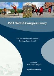 ISCA Congress 2007 A4.pdf
