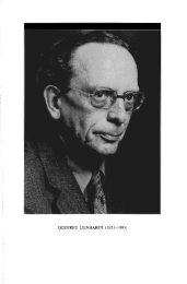 godfrey lienhardt - Institute of Social and Cultural Anthropology ...