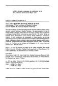 1991 No. 1 CONTENTS - Institute of Social and Cultural ... - Page 4
