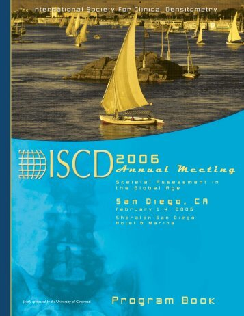 Program Book - ISCD