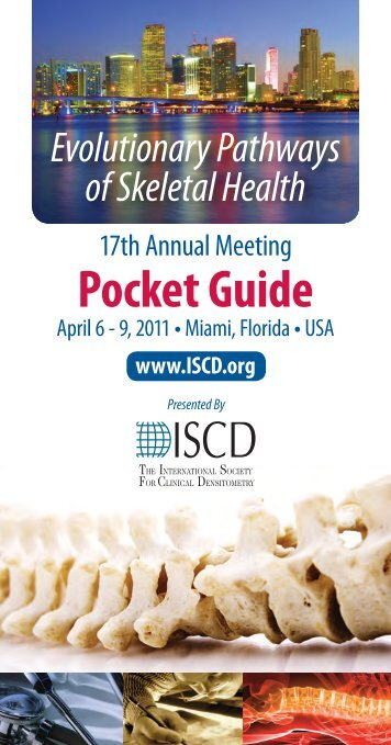 Pocket Guide - ISCD