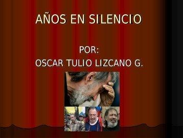 AÑOS EN SILENCIO - ISDS