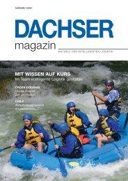 DACHSER magazin - bei Dachser