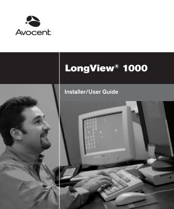 Longview ® 1000 Installer/User Guide - Daxten