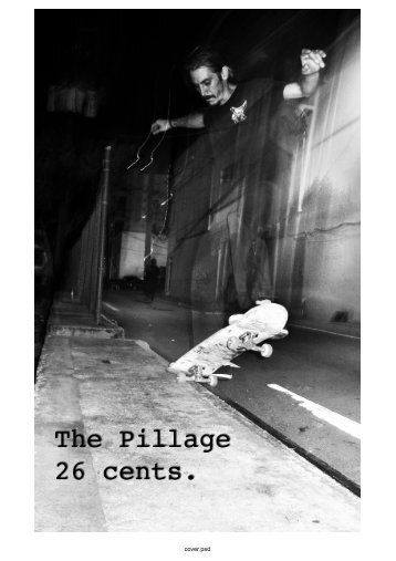 THe Pillage Issue 16