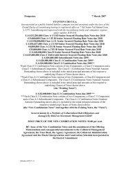 _947271___11__Stanton - Prospectus.DOC - Irish Stock Exchange