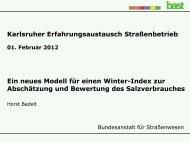 Ein neues Modell für einen Winter-Index zur