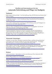 Schriftensammlungen - Isebek-Initiative