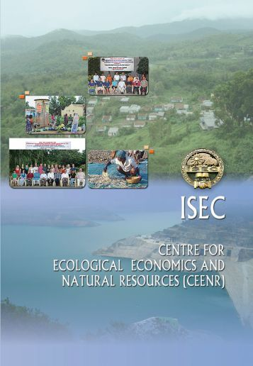 CEENR Information - Institute for Social and Economic Change