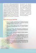 CEENR Information - Institute for Social and Economic Change - Page 4