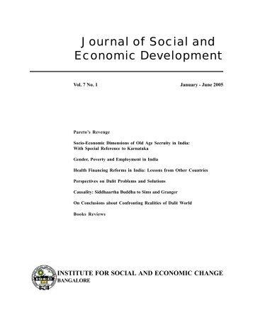 Pareto's Revenge - Institute for Social and Economic Change