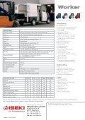 Datenblatt - Iseki - Seite 2