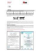 PANIC AND EMERGENCY EXIT DEVICES - Iseo Serrature spa - Page 7