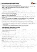 Reso Tecnico / Technical Return - Iseo Serrature spa - Page 2