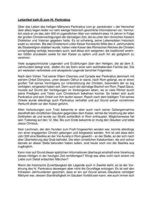250. text_hl_pankratius_stephan_knops.pdf - Iserlohn