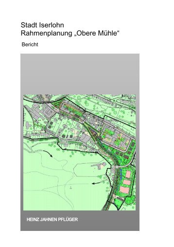 Bericht in Textform und Erläuterungen (Größe: 8MB) - Iserlohn