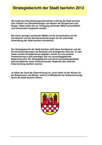 158. Strategiebericht_2013.pdf - Iserlohn