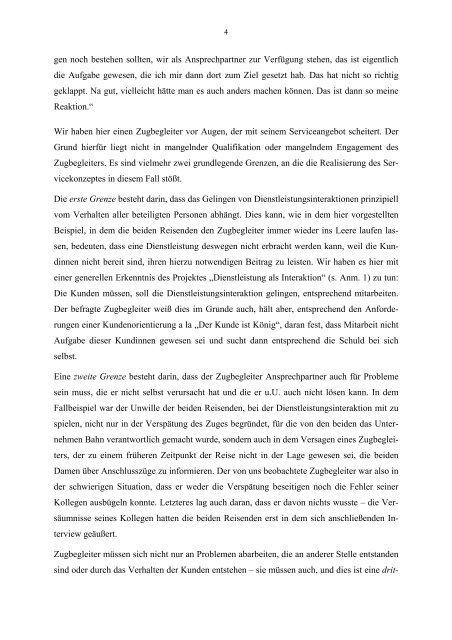 Die Privatisierung der Deutschen Bahn und - ISF München