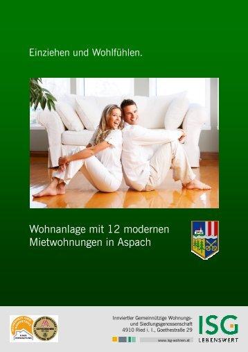 Aspach M3 - ISG