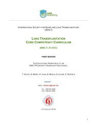 Download - The International Society for Heart & Lung Transplantation