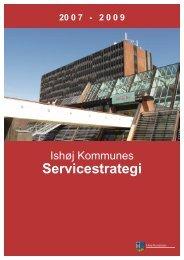 Servicestrategi - Ishøj Kommune