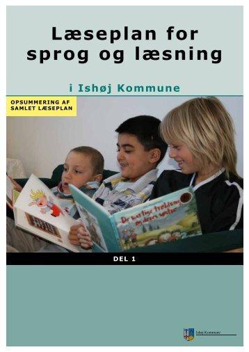 Læseplan (opsummering) - Ishøj Kommune