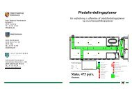 og inventaropstillingsplaner - Læs mere her - Ishøj Kommune