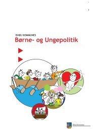 Børne- og Ungepolitik - Ishøj Kommune