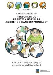 Kvalitetsstandard for personlig og praktisk hjælp - Ishøj Kommune