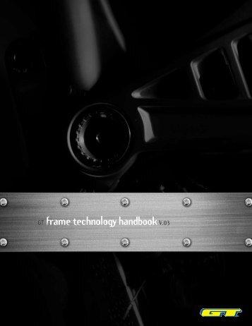 GT frame technology handbook V.03