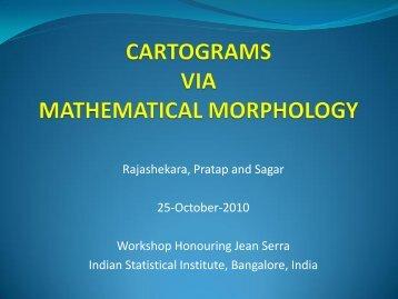 Rajashekara, Pratap and Sagar 25-October-2010 Workshop - Indian ...