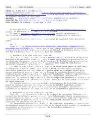 ORDIN nr. 5.552 din 7 octombrie 2011 pentru modificarea anexei nr ...