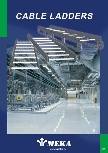Cable ladders catalogue