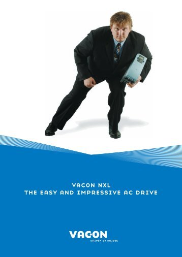 vacon nxl the easy and impressive ac drive