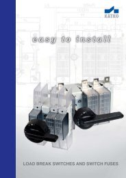 load break switches 16-250 a