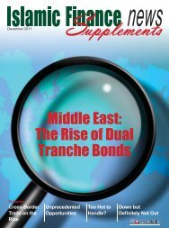 Middle East: The Rise of Dual Tranche Bonds - Islamic Finance News