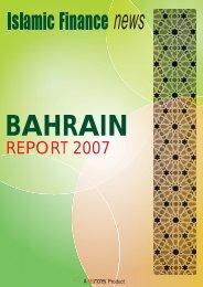 Bahrain Supplement.indd - Islamic Finance News