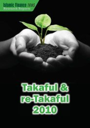 Takaful re-Takaful.indd - Islamic Finance News