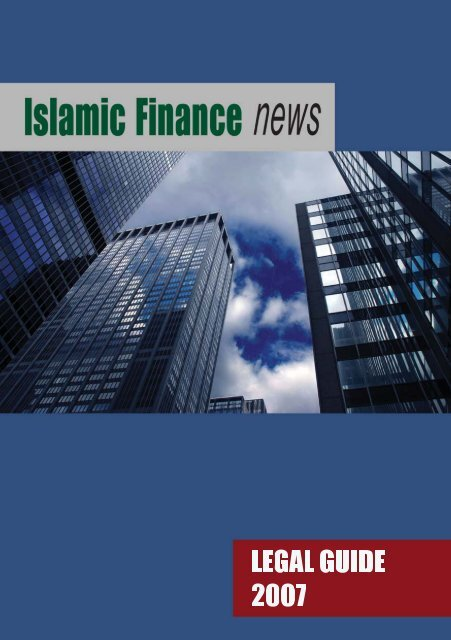 Download the Full Issue - Islamic Finance News