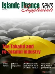 The Takaful and re-Takaful industry - Islamic Finance News