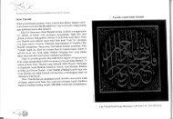 Khat Thuluth - Islamic manuscripts